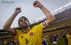 La selección Colombia de José Pékerman es tercera en el ranking mundial de la FIFA El combinado nacional se ubica en el tercer puesto del Ránking Mundial de la Fifa, superado por España y Alemania, respectivamente.