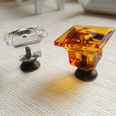 Cheap k9 chandelier, Buy Quality handle kitchen directly from China handle dumbbell Suppliers: 27MM*29MM Doctor cap Acrylic Crystal Knob Drawer Cabinet Kitchen Handle Cupboard Wardrobe Pull Handle Clear Amber Drawer