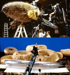 Behind-The-Scenes of 'Honey I Shrunk The Kids' (1989)