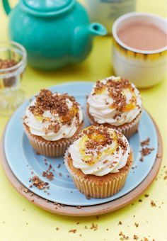 How To Make Cool Cupcakes by Jamie Oliver's Protégé, Jemma Wilson