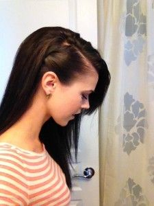 Faux Side Shave. itsawifelife.com