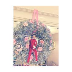 Elf on the shelf day 19