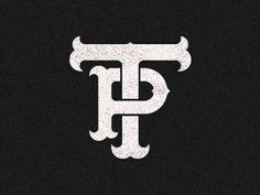 Logo Design – TP Monogram