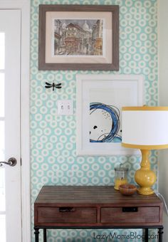 How to make a small space feel bigger? Read more on Lazy Moms blog: http://www.lazymomsblog.com/2016/12/02/make-small-space-feel-bigger/