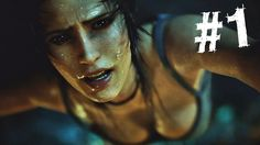 Tomb Raider Gameplay Walkthrough Part 1 - Intro (2013)