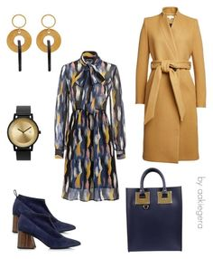 """Serious"" by aakiegera on Polyvore featuring мода, IRO, Sophie Hulme, Eugenia Kim и Marni"