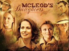 McLeod's Daughters-- seriously an amazing Australian drama! I started watching it so I could pick up on Australian slang and stuff, but I am totally hooked now! Australian Slang, Australian Actors, Mcleod's Daughters, Best Series, Tv Series, Tv Times, About Time Movie, Sports Stars, Old Tv