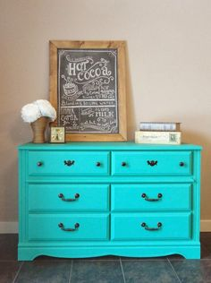 Kayboo Creations: Furniture Makeover