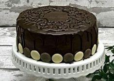 Tort Televizor cu crema de lamaie Tiramisu, Deserts, Birthday Cake, Cooking, Ethnic Recipes, Mai, Food, Sweet, Kitchen