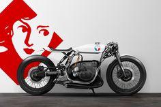 a780ae74854 Stunning Futuristic Concept Bikes – Fubiz Media Bmw Cafe Racer