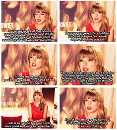taylor swift quotes her eyes look so sincere and so much feeling