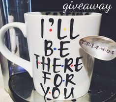"We have teamed up with @pickmecups to give away one of their awesome ""I'll Be There For You"" Friends inspired coffee mugs (shown here) to a lucky one of YOU!  How to enter? 1 - MUST Follow @hellolovehandmade & @pickmecups  2 - Tag a friend below to tell them about this great giveaway! 3 - Giveaway ends at midnight CST  winner will be announced on this post tomorrow  Giveaway open To U.S. Entrants only.  Cant wait? Use #PROMO: HELLOLOVE18 for 18% OFF for the entire month of March!  #handmade…"