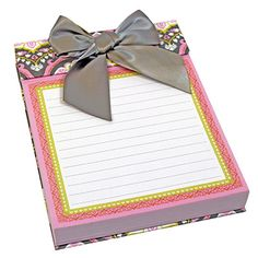 Anna Griffin Turkish Delight Note Pad Anabp310