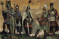 Hallstatt Celtic Chieftains