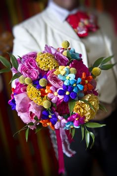 Fiesta Bouquet