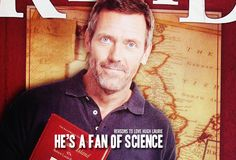 Reason 141: He's a fan of science