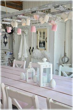 Heart Handmade UK: Perfect Pastel Finnish Home