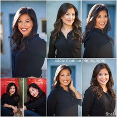 tips for the perfect headshot.] Interior Designer provides her top 10 pointers on taking a good photo. Florencia shares her proofs from a recent shoot and explains what makes them work and what makes them not work. The post discusses: makeup ang Corporate Photography, Headshot Photography, Photography Business, Photography School, Photography For Beginners, Photography Tutorials, Photography Poses, Lifestyle Photography, Portraits