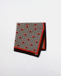 Handkerchief Nami Brown Pattern for background fill