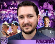 Meet Wil Wheaton at #SLCC17! Star Trek: TNG, The Big Bang Theory, The Guild, Tabletop and more! Sept. 21-23 in Salt Lake City, #Utah!