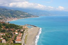 Cetraro, Calabria, Italia  My favorite place in the whole world!