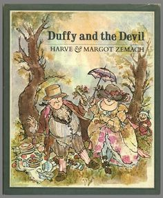 Duffy and the Devil, Harve and Margot Zemach, winner 1974