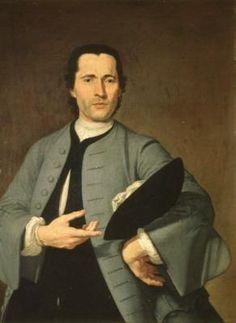 A Country Gentleman, ca. 1750 (Giacomo Ceruti) (1698-1767) Seattle Art Museum, WA 61.149