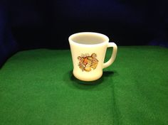Set Of Five 5 Anchor Hocking Fire King Esso Tiger by FindorCollect