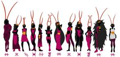 all the empresses of alternia