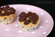 Charlotte's Diner: Kirsch-Schokostreusel-Muffins