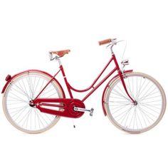 Santa Maria Fahrrad - Rot