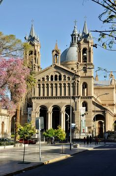 Catedral San Nicolás de Bari - La Rioja - Argentina