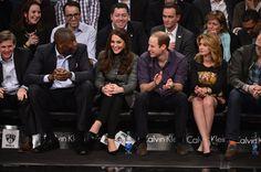 Pin for Later: Kate und William treffen auf Beyoncé und Jay-Z