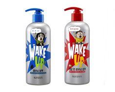 KERASYS COOL MORNING / REAL COOL MORNING COOL Shampoo 480ml 2Pcs Set, Wake Up! #Kerasys