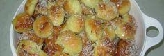 Receita de pão doce com coco - Receitas Supreme