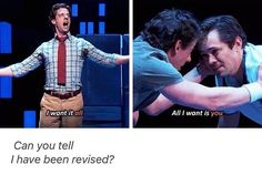The character development in Falsettos is extraordinary.