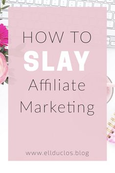 Ever wonder how to master the art of affiliate marketing? My 9th month of blogging I was able to make $6,000 dollars and a huge part of that income was affiliate sales! So I wanted to share with you how you can master affiliate sales too!! It's time to start making money through your blog, it's time to have the dream job you aspire to have!