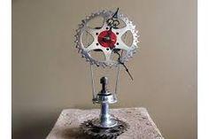 Resultado de imagen para relojes hecho partes de moto