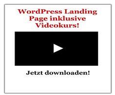 Das WordPress Landing Page Theme soll eine kostenlose Alternative zu den kostenpflichtigen Land Page Themes für WordPress sein.  Geeignet ist das Landing Page Theme als Verkaufsseite für digitale Produkte wie z.B. eBooks oder Videokurse aber natürlich auch für den Verkauf von physischen Produkten. Einfach auf http://wp-landing-page.de/ runterladen und Landing Page erstellen.
