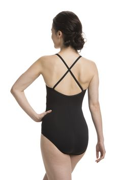 Olivia Leotard w/ Kara Lace Classic in style, yet detailed with panels of luxe lace, this spaghetti strap is truly a delightful design that is perfect for ballet. It's a great bodysuit for class and the bodice is self-lined.