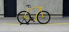 Viks - steel urban bicycle