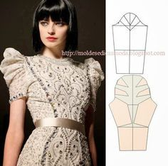 Sleeve, patterns instructions