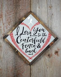 Baseball is a game of inches and beautiful when played right. Baseball is loved by many all over. Watching a baseball game in the summer is one of the most Baseball Signs, Baseball Crafts, Baseball Party, Baseball Games, Baseball Stuff, Baseball Field, Baseball Plays, Baseball Jerseys, Baseball Wall Decor