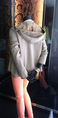 Casaco TWIN-SET e calças hoss | D'Maglia