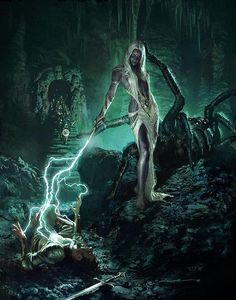 Dark Elf! Attack