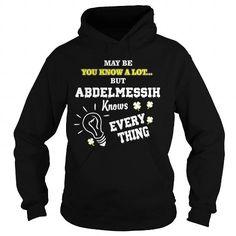 Cool ABDELMESSIH Tshirt blood runs though my veins