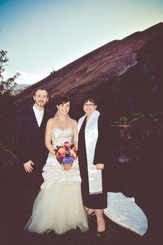 "My favourite ""movie quotes"" wedding @ Red Rocks Amphitheatre, Denver, CO"