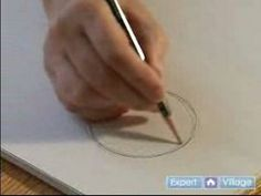 Today's Drawing Class 101: How to Draw for Beginners : How To Draw a Circle for Beginners