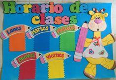 Elementary Bulletin Boards, Preschool Bulletin, Preschool Crafts, Crafts For Kids, Bilingual Classroom, Classroom Themes, Class Decoration, School Decorations, Library Rules Poster