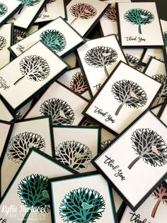 Kylie Bertucci - Customer Thank you cards for July 2016. I LOVE my customers and this is how I like to thank them each month - with a card…